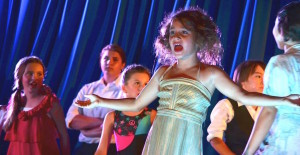 From Last Summer's Production of Bugsy Malone Jr - Photo Courtesy of Ray Chin