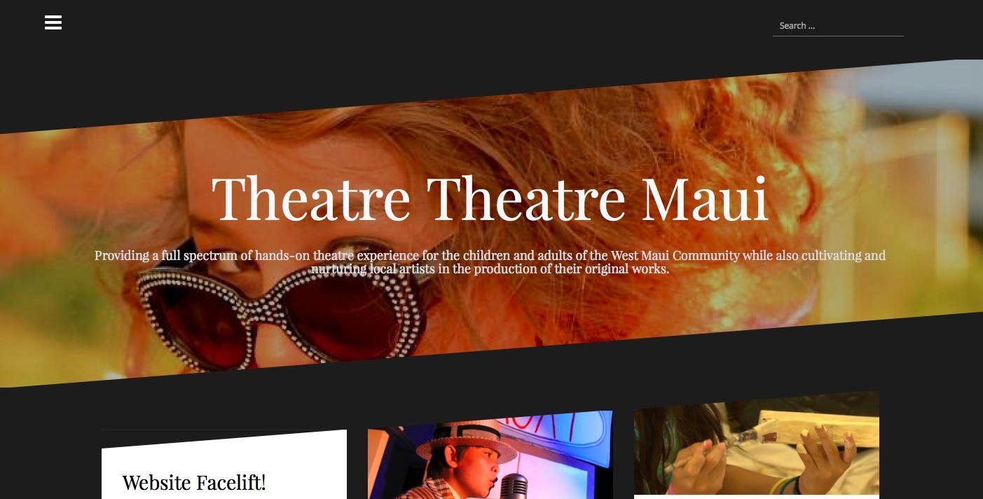 Website Facelift!